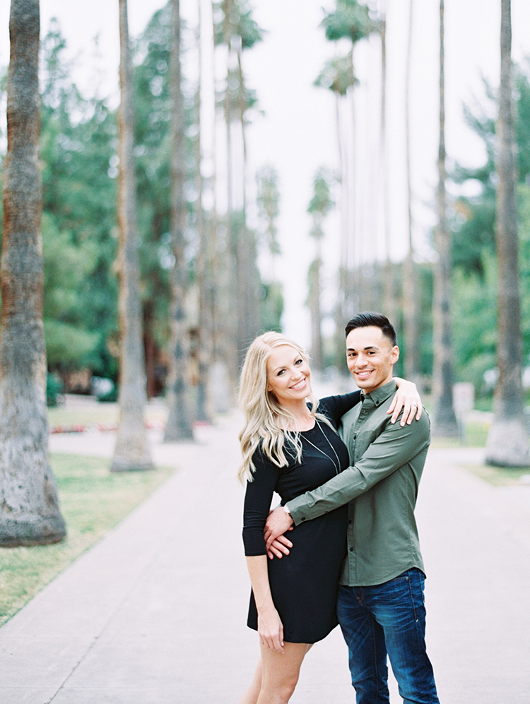 ASU engagement session