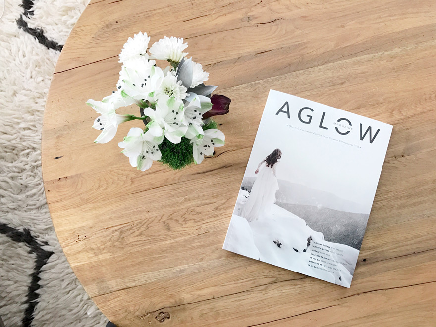 Aglow Magazine Volume 4