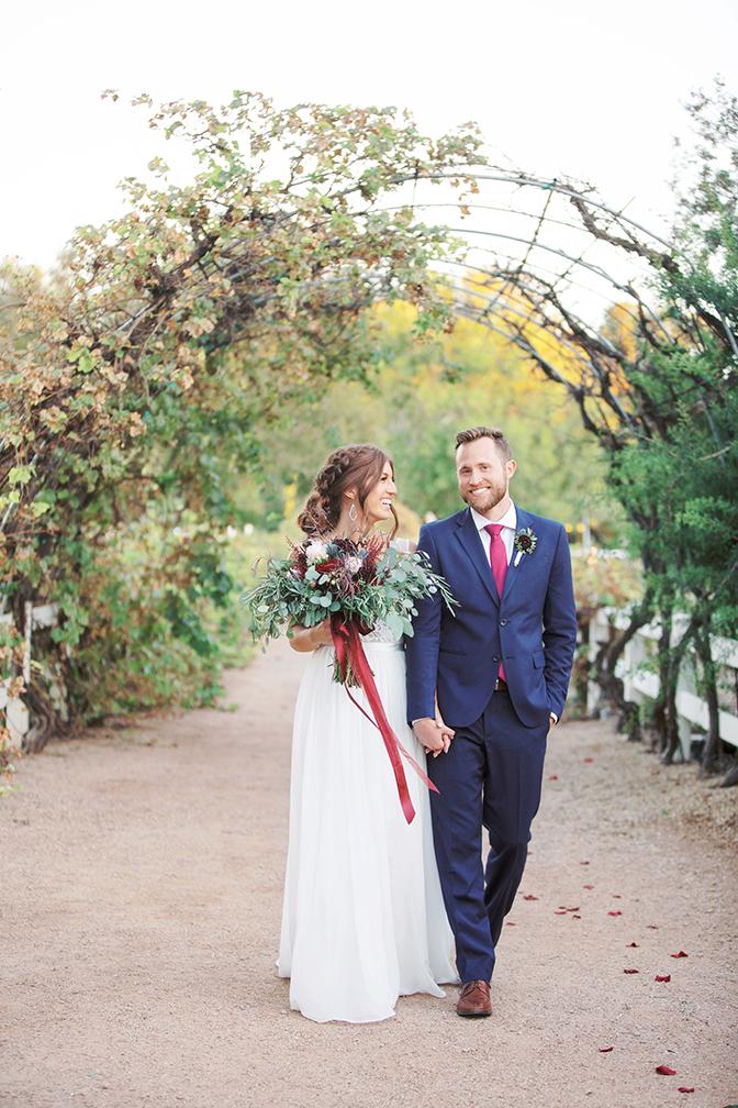 wedding at The Farm at Agritopia