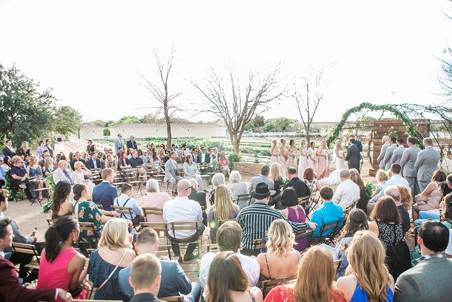 The Farm at Agritopia Wedding