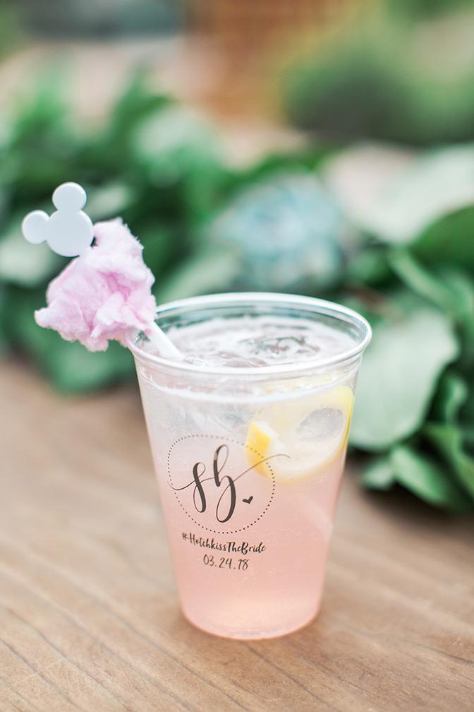 cute signature cocktails