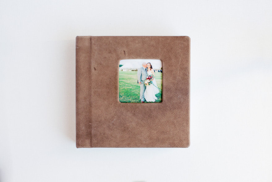 Align Legacy Book -- Josh & Amy's Wedding