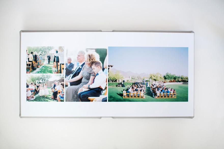 Align Legacy Book -- Josh & Alli's Wedding