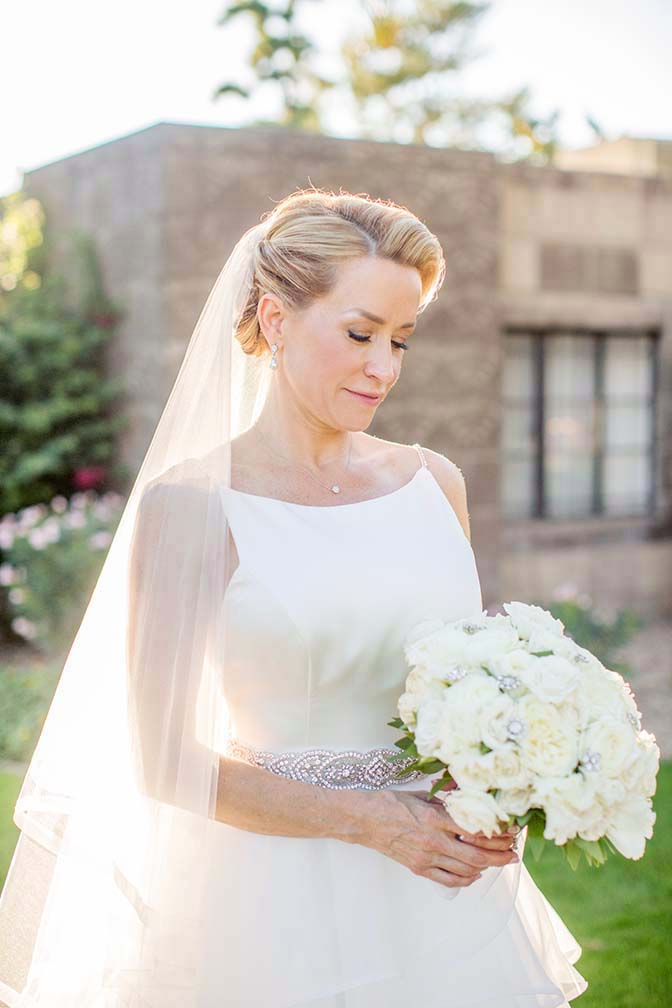 elegant & sophisticated bride