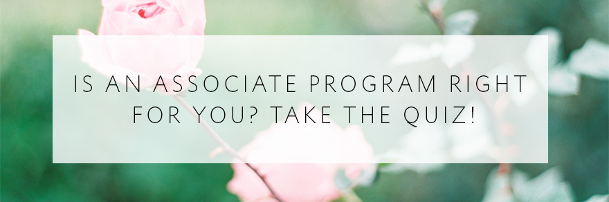Is an Associate Photography Program right for you? Take the Quiz!