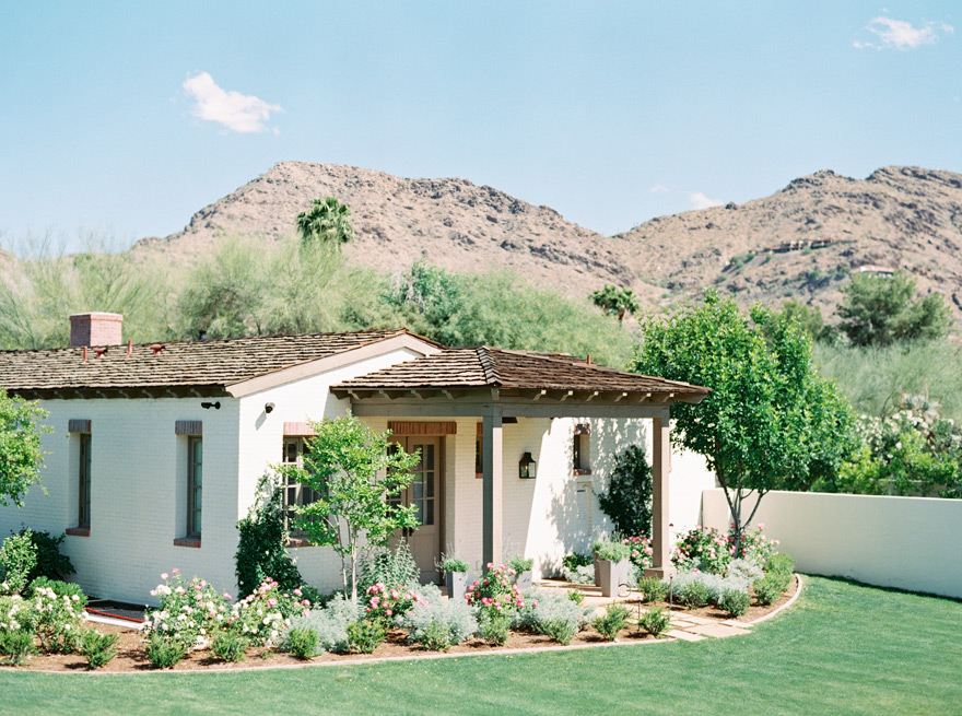 guest house in paradise valley, arizona