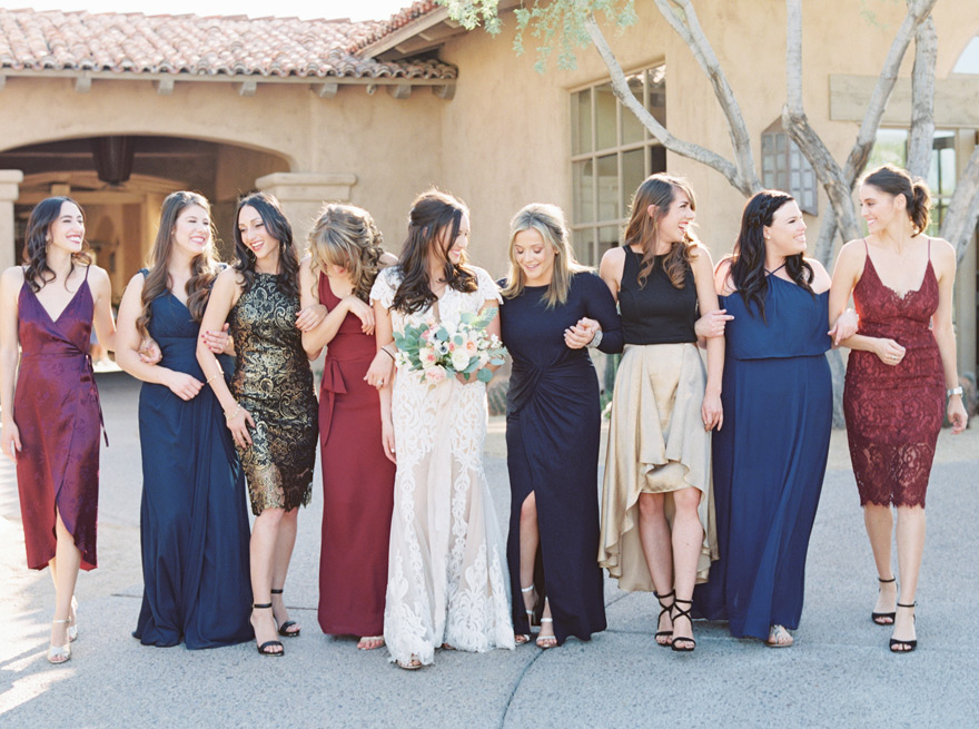 wedding at The Country Club at DC Ranch