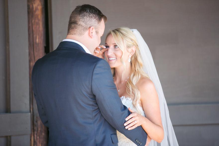 bride & groom at Desert Foothills Weddings & Events