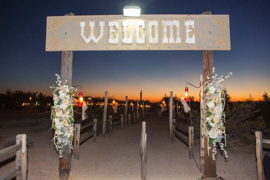 Desert Foothills Weddings & Events