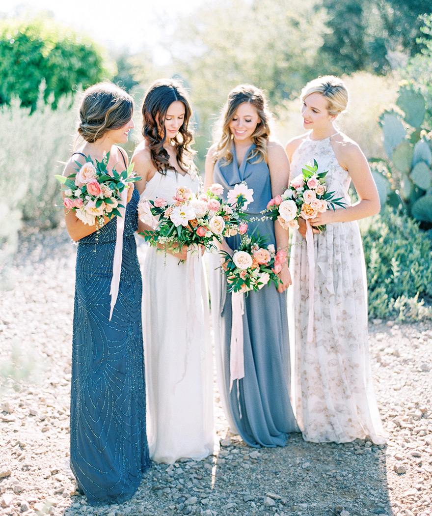 Spring and Summer Bridesmaid Style Inspiration - Phoenix, Scottsdale ...