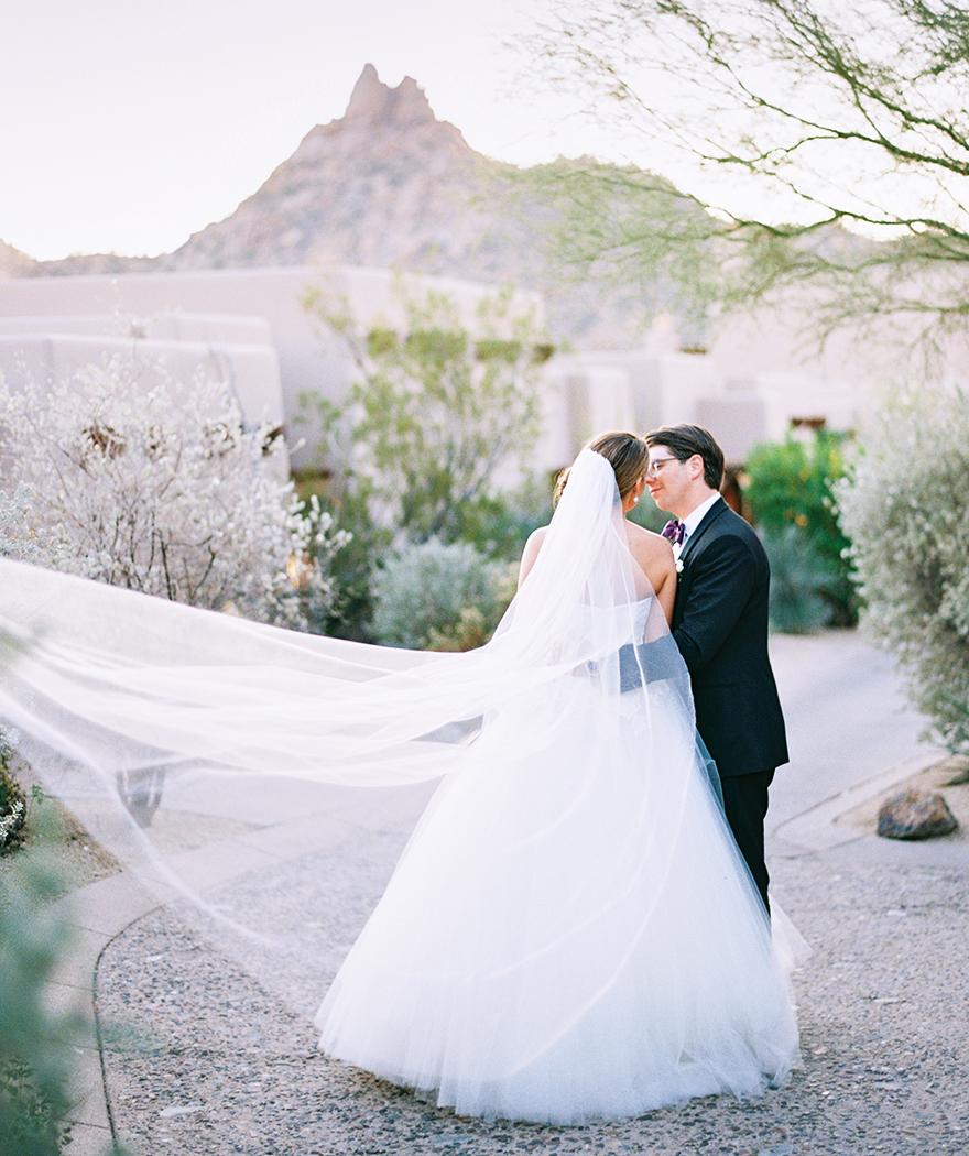 Wedding at Four Seasons Troon North