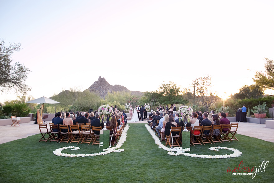 What A Beautiful Location For Sunset Ceremony
