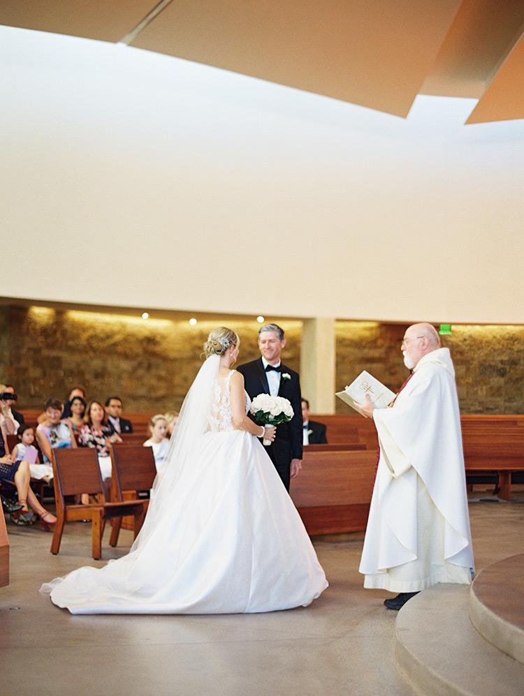 wedding at the Franciscan Renewal Center