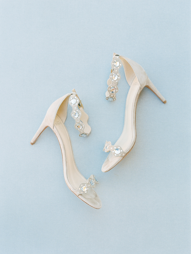 jeweled wedding shoes by Alexandre Birman