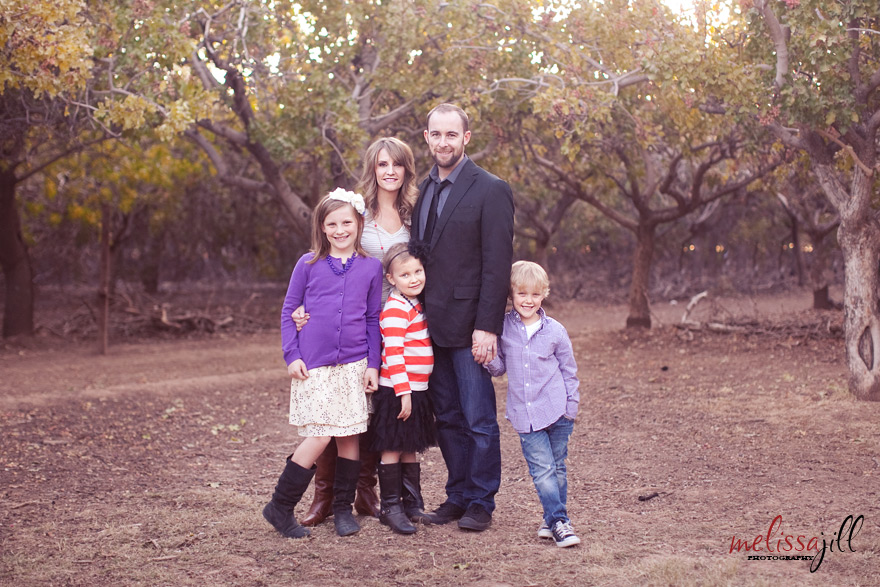 McRae Family Portraits