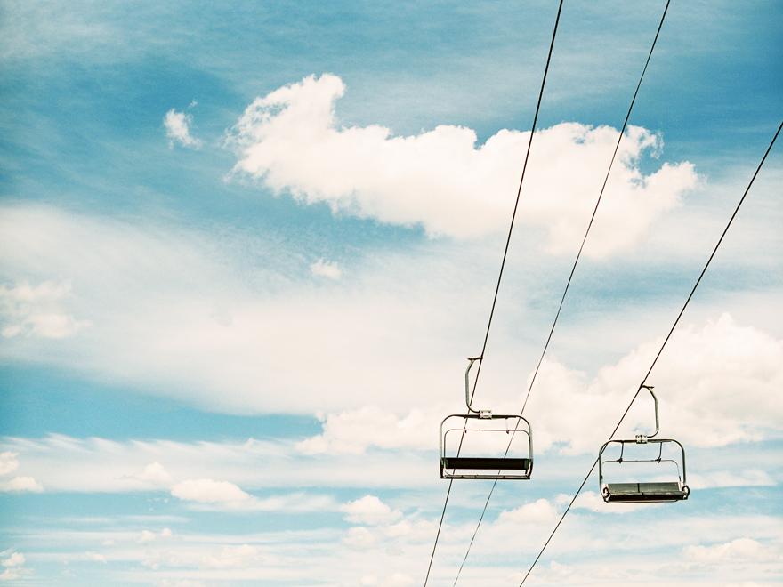 skilift in Colorado