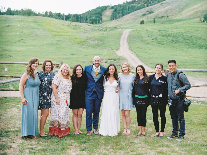 stellar wedding vendor team from Phoenix, AZ