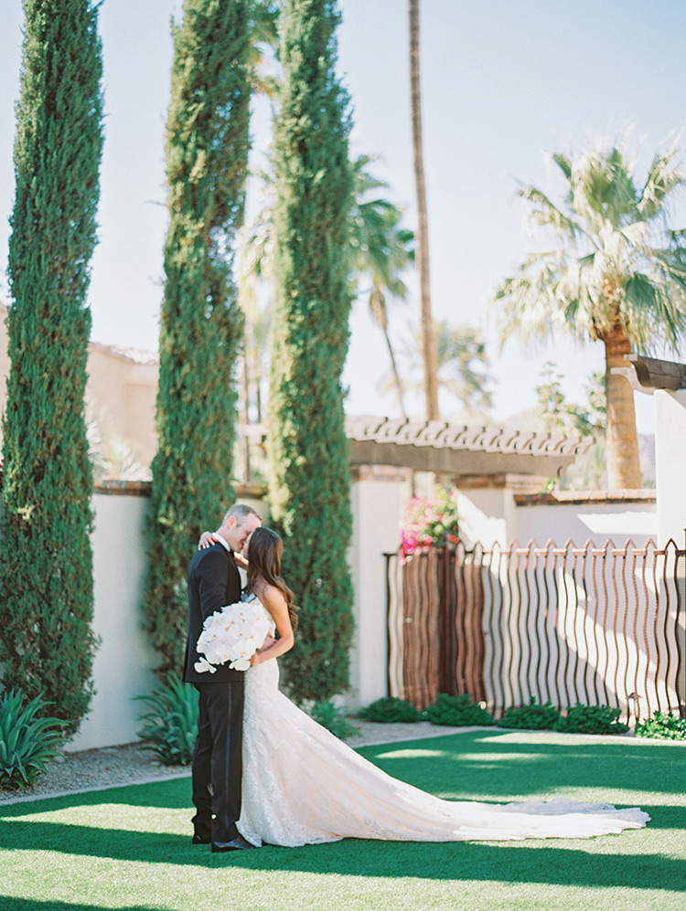 wedding at Omni Scottsdale Resort at Montelucia