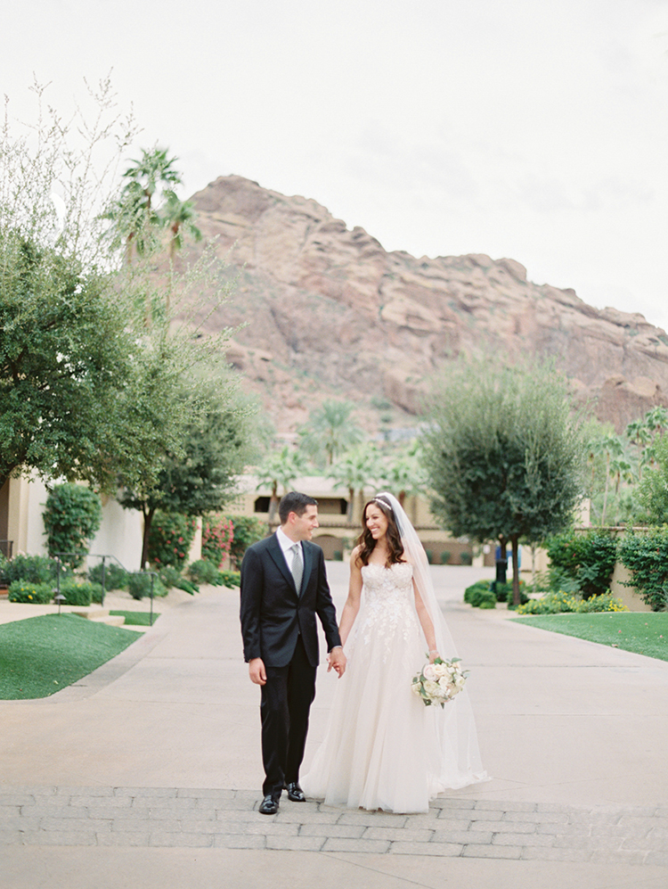 Montelucia wedding in Scottsdale