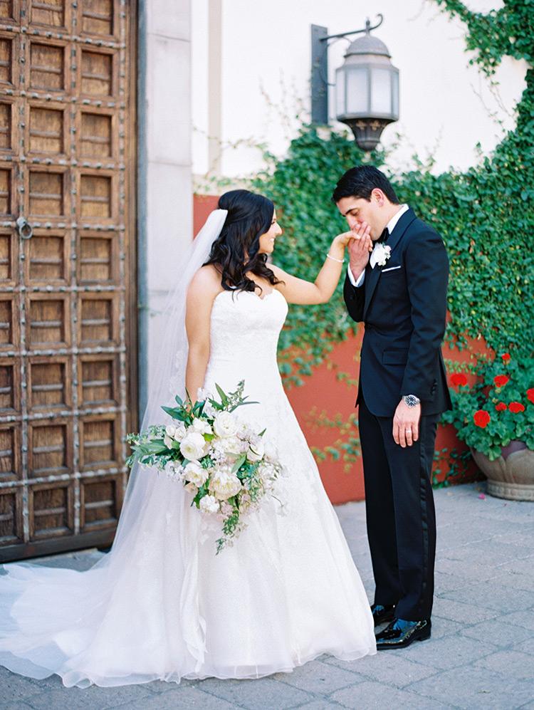 wedding at Omni Scottsdale Resort & Spa at Montelucia