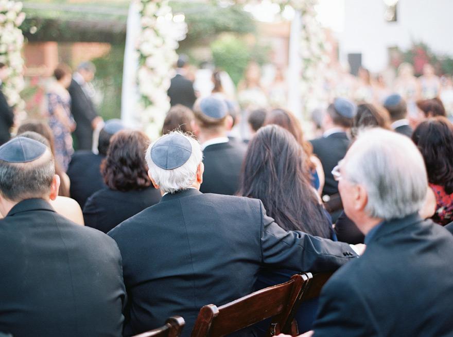 wedding guests at Omni Scottsdale Resort & Spa at Montelucia