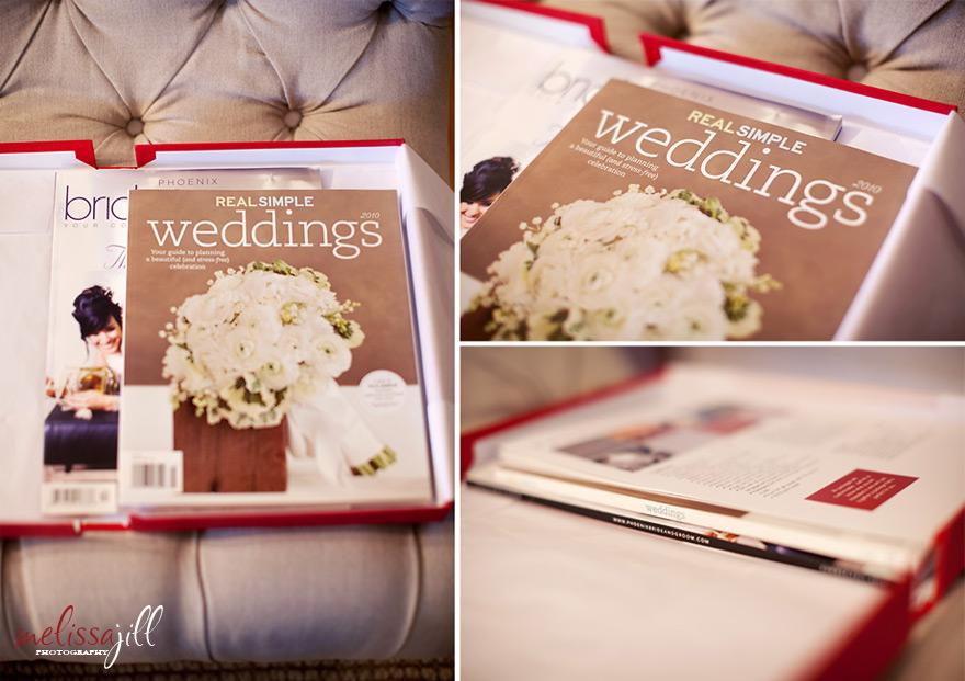 Real Simple Magazine Wedding Planner