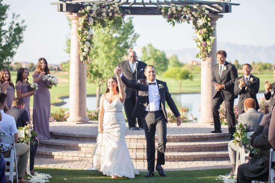 Encanterra Country Club wedding