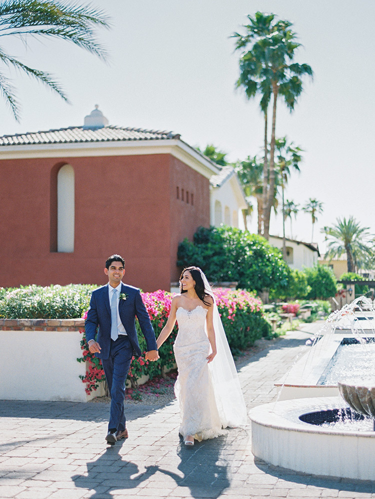 Montelucia wedding in Scottsdale, AZ