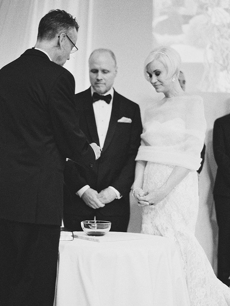 communion during wedding