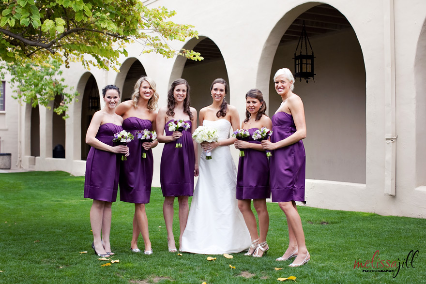 bridesmaids Twirl bridesmaid dresses eggplant