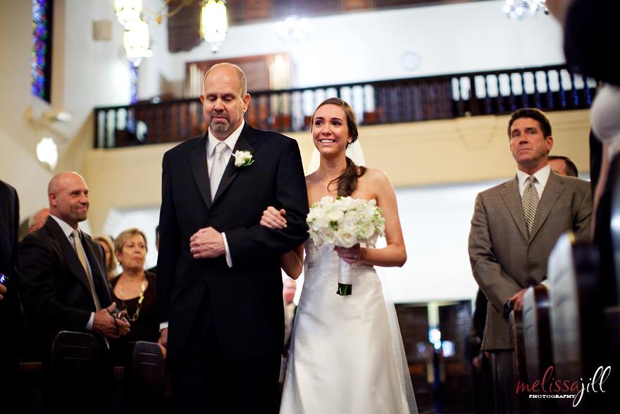 Brophy Chapel Wedding Phoenix Arizona