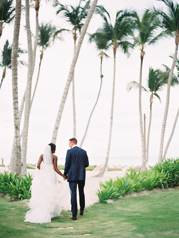 The Westin Punta Cana Dominican Republic beach wedding