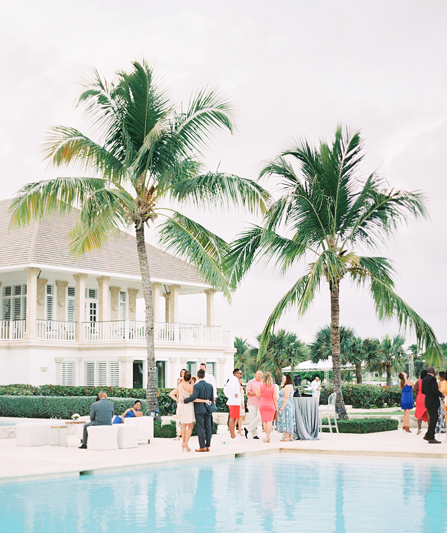 La Cana Golf Resort wedding