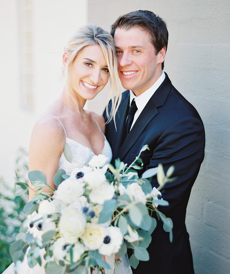 wedding at Sanctuary on Camelback