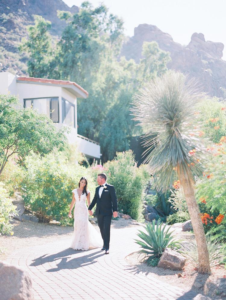 Sanctuary on Camelback wedding