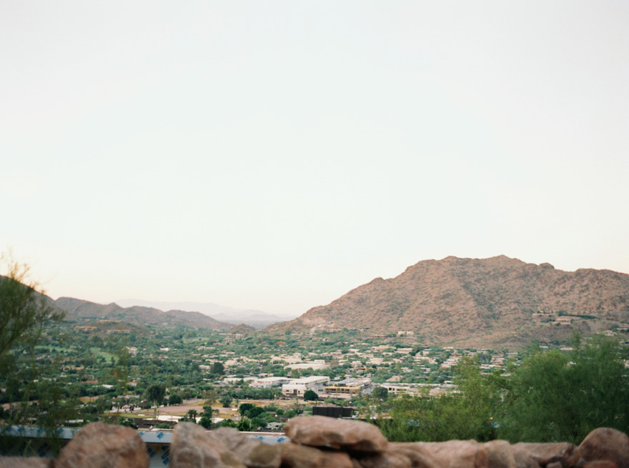 the view from Sanctuary on Camelback