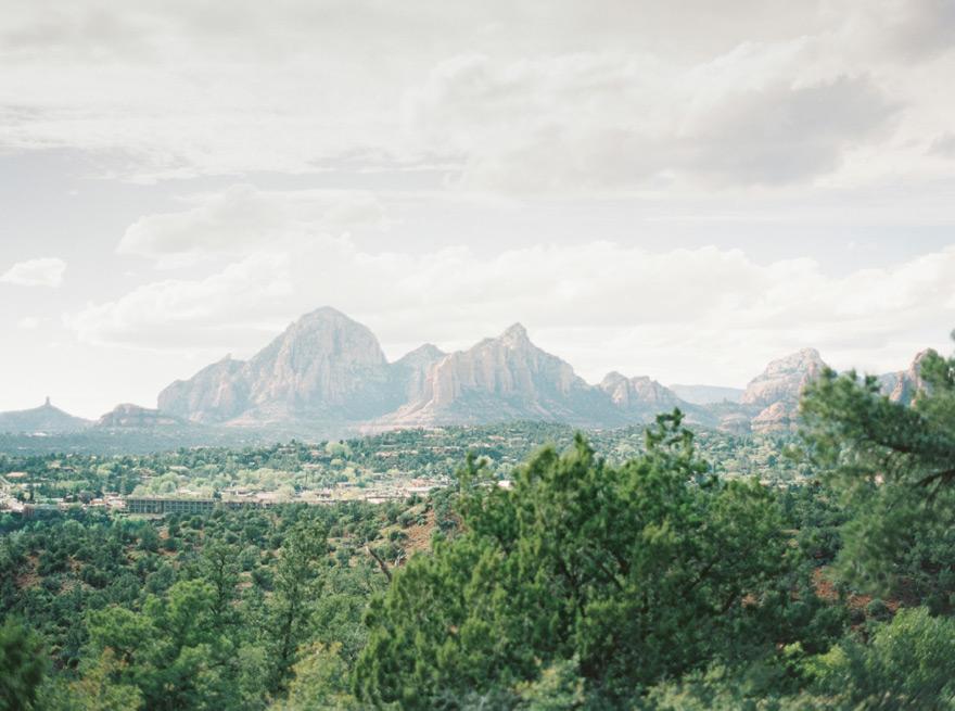 Sedona landscape