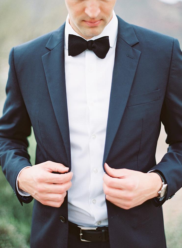 classic black tux