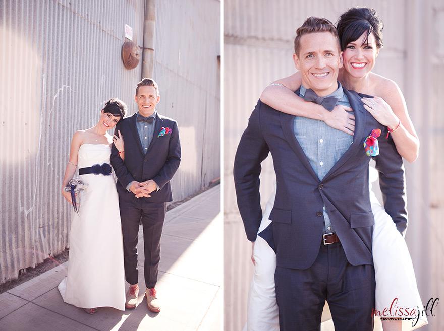 What A Fun Wedding And Super Cute