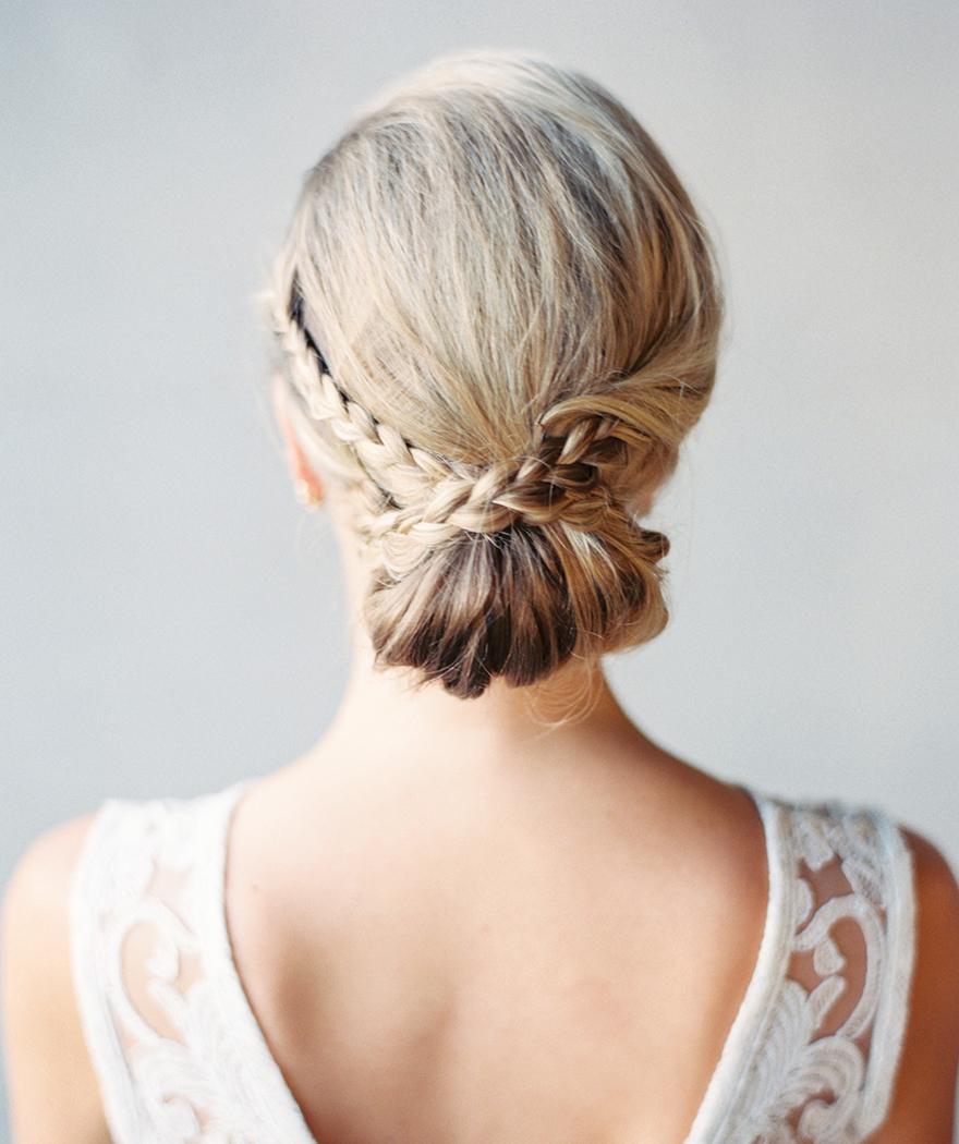 4 Gorgeous Wedding Hair styles for the natural bride - Phoenix ...