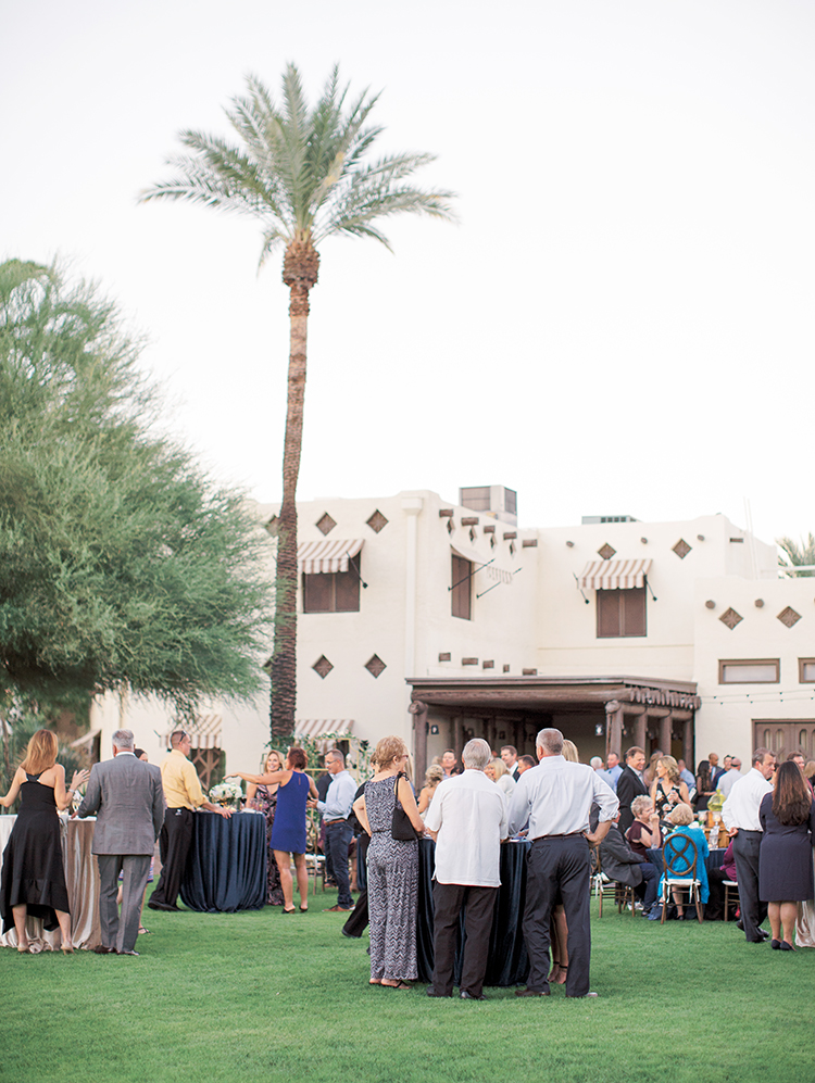 outdoor autumn wedding in Phoenix, AZ