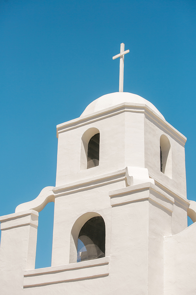 Old Adobe Mission in Scottsdale