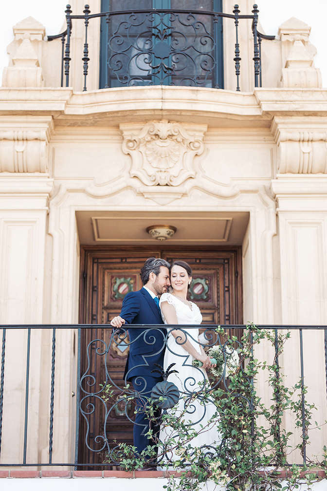 Wrigley Mansion wedding