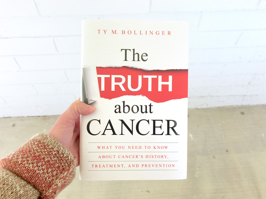 The Truth About Cancer the book