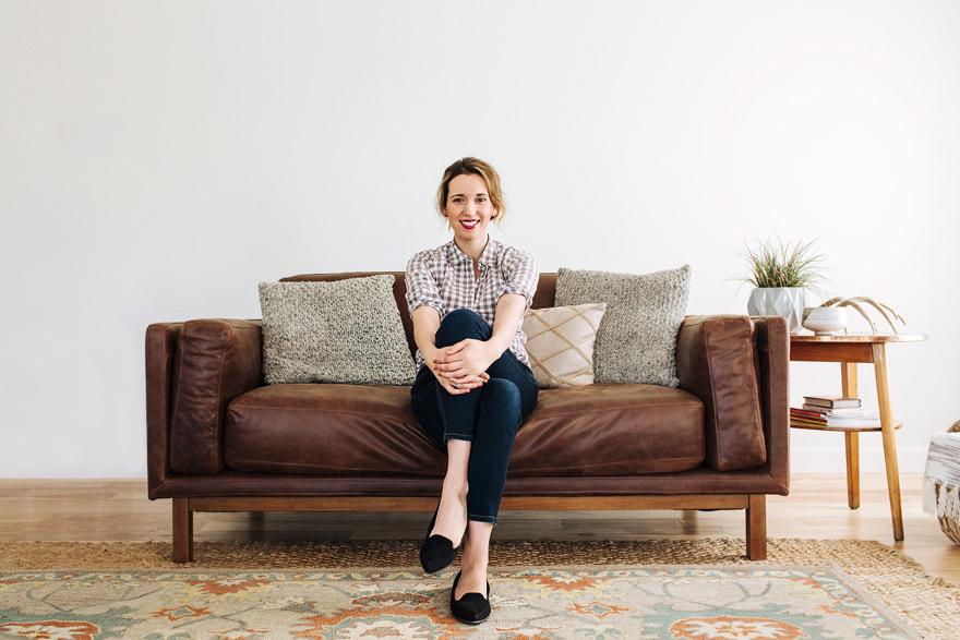 Alexandra Evjen Pinterest expert