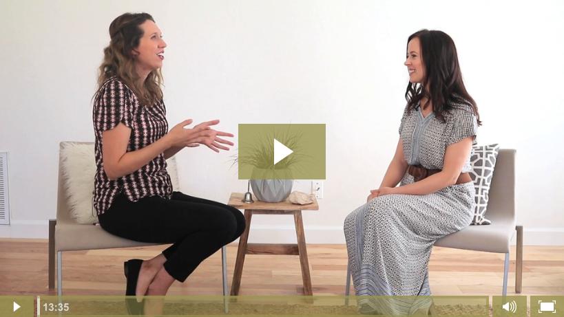 Melissa Jill interviews Pinterest expert Alexandra Evjen