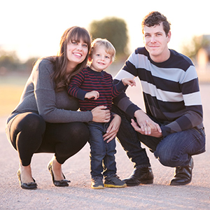 Marquard Family Portraits