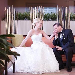 Rich & Lina - Firesky Resort Wedding