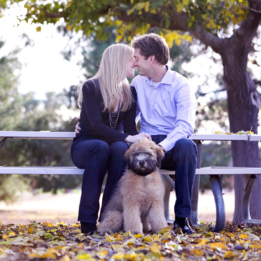 Brian & Heather's Engagement Shoot