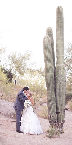 Jeff & Jessica -- Wedding at The Boulders Resort